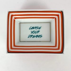 3 for $18   Two's Company trinket dish